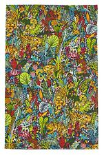 "Ulster Weavers, ""Menagerie"", Pure cotton printed tea towel."