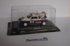 ALTAYA MG METRO 6R4 #15 RAC RALLY 1986 1:43