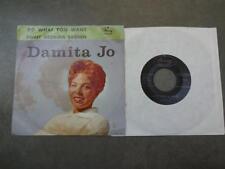 DAMITA JO Sweet Georgia Brown MERCURY 71793 Rare Pic Sleeve 45
