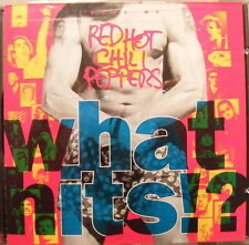 CD Red Hot Chili Peppers/What Hits?! – rock album 1992 Printed in USA