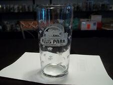 "1989 Ellis Park Thoroughbred Racing ""Gardenia Stakes Race"" Mint Julep Bar Glass"