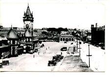 Union Railroad Station-Depot-Portland-Maine-RPPC-Photo Repro-Real Photo Postcard