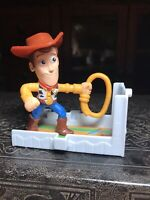 """Toy Story Woody with Lasso  """"Play to Win"""" Figure"""
