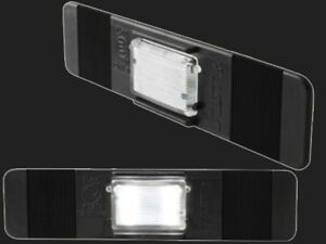 SET 2 ECLAIREURS LEDs PLAQUE IMMATRICULATION UNIVERSEL MAYBACH