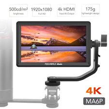 Feelworld Master MA6P 5.5 inch 4K HDMI Camera Field Monitor, Full HD 1920x1080