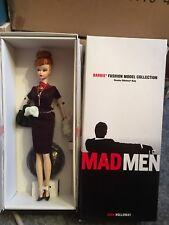 Mad Men Joan Holloway 2010 Barbie  Silkstone Doll