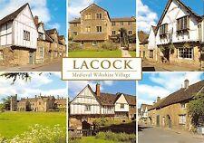BR76406 lacock medieval wiltshire village  uk