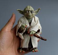Star Wars Yoda Action Figure Toy Gift Darth Vader Clone Doll Awakens Jedi Master