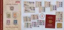 Rumänien 2018 Tag der Briefmarke,Ochsenkopf,Cap de Bour Mi.7408-12 A,B,Zf.,ZW,KB
