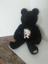 Vintage Betty Boop Bear Plush Toy 1999