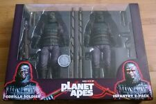 Planet of the Apes Gorilla two pack neca