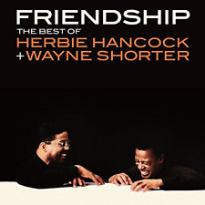 HERBIE HANCOCK & WAYNE SHORTER-FRIENDSHIP - ALL TIME BEST-JAPAN 2 CD F56