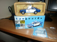 VANGUARDS 1/43 VA05507 FORD CONSUL CITY OF GLASGOW DIVISIONAL RESPONSE CAR
