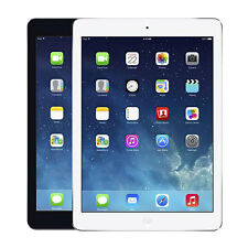 "Apple iPad Air 16GB ""Factory Unlocked"" WiFi Cellular iOS 1st Generation Tablet"