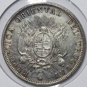 Uruguay 1894 50 Centesimos 294252 combine shipping