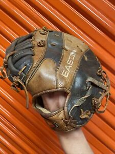 Easton First Base Baseball LHT Glove GS30 Tanned Leather #12146 Pro 1st Bball