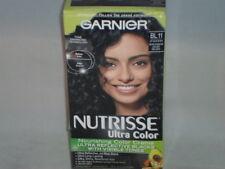 Garnier Nutrisse Ultra Hair Color Jet Blue Black                          G-BL11
