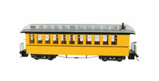 Bachmann 26205 On30 Bumble Bee Wood Coach-observation Wih Lighted Interior