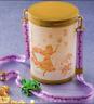 Tokyo Disney Resort limited Rapunzel lantern popcorn bucket Shine Case
