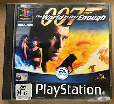 007: The World Is Not Enough  (Sony Playstation 1, 2000)