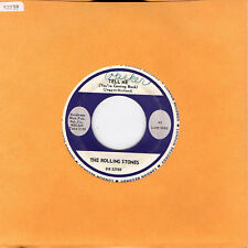 "THE ROLLING STONES   SINGLE US   "" TELL ME / I JUST WANT TO MAKE LOVE TO YOU"""