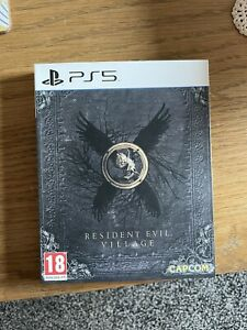 Resident Evil Village. Steel book Edition (PlayStation 5, 2021)