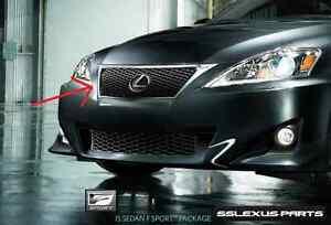 Lexus IS250 IS350 (2011-2013) OEM F-Sport FRONT UPPER RADIATOR GRILL 53112-53902