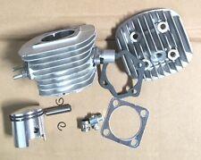 66cc Motorized bike Gas Engine - 80cc Short Intake top end 8mm high hole piston