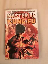 Shang chi omnibus vol 3 Marvel omnibus New, unread, not shrink-wrapped tiño