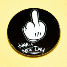Badge Pin Rude Funny Humour Cheeky Novelty Joke ~ Binge Drinker