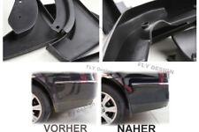 Protection Eboulement Peugeot 206 Pare-éclats Dirt Rag x4 Pièce avant Arrière