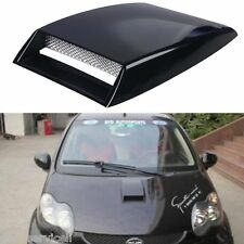 Universal Car Auto Front Bonnet Hood Side Fender Decorative simulation Air Flow