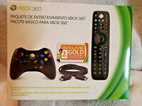 Genuine Microsoft XBOX 360 Essentials Pack GTA-00120 *BRAND NEW & SEALED*