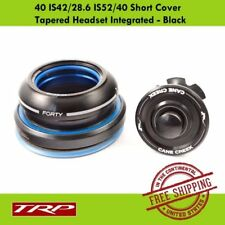 Cane Creek Tapered 40 IS42/28.6 IS52/40 Short Cover Integrated Headset