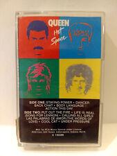 Queen: Hot Space (cassette)
