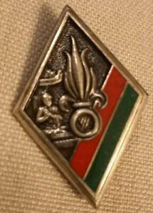 Insigne légion étrangère 5 bataillon 4 REI Drago Olivier Métra