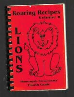 # Cookbook - Vintage 1999 Monongah Elementary School MORGANTOWN WV Recipes