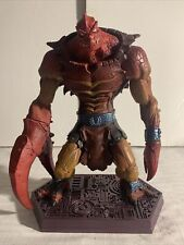 Masters of the Universe Neca Staction Clawful 200X MOTU Series 1 Four Horsemen