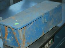 ORIGINAL FORDSON TRACTOR TOOLBOX