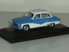 1:43 Minichamps 430 015900 Wartburg A312 Saloon 1965 - Blue / White