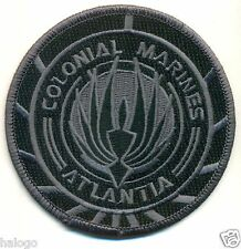 Bsg Colonial Marines Atlantia Patch - Bsg47