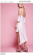 NWOT Free People Backstage Giselle Dress Size Medium SOLD OUT Pink