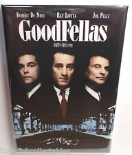 "Goodfellas Movie Poster 2"" x 3"" Refrigerator Locker Magnet De Niro"