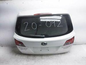 2010-2014 Subaru Outback Trunk Lid Deck Tail Gate Hatch 63011Aj11a W/ Camera