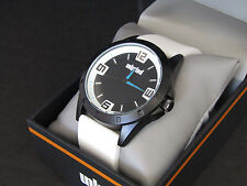 Kenneth Cole Unlisted Mens Silicone Rubber Watch UL 0607