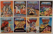 Masters Of The Universe Mini Comic MOTU - Lot of 4 - Vintage - He-Man