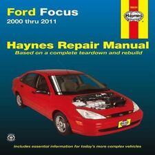 Ford Focus 2000 thru 2011 (Haynes Repair Manual), Haynes, Max, New Book