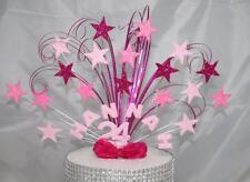 BIRTHDAY CAKE TOPPER 18TH 21ST CAKE DECORATION GLITTERED PERSONALISED