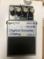 BOSS DSD-2 Guitar Effect Pedal Digital Sampler/Delay