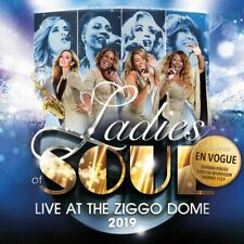Ladies of Soul - Live at the Ziggodome 2019 2-cd dvd Glennis Grace, Candy Dulfer